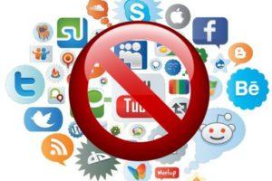 Block any Social Sites