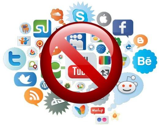 Block Social Sites