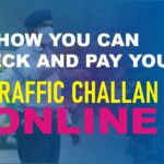 Traffic Challan Online