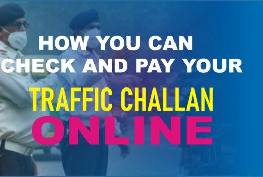 Traffic Challan Online