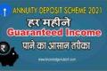 SBI Annuity Deposit Scheme